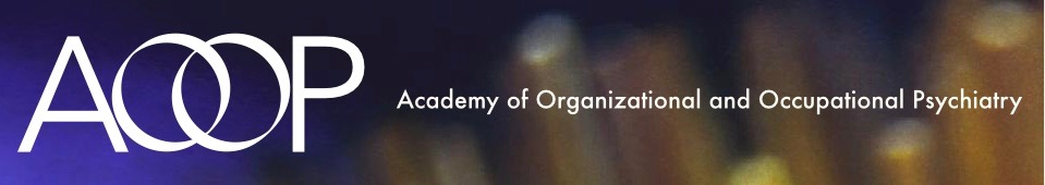Academy of Organizational and Occupational Psychiatry